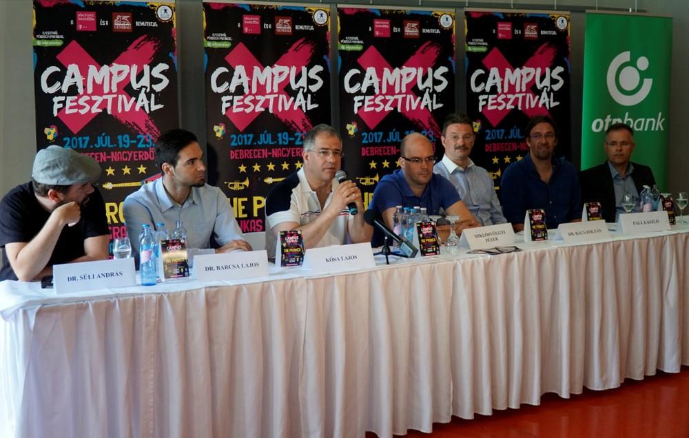 Campus 2017 sajtótájékoztató (Fotó: civishir.hu)